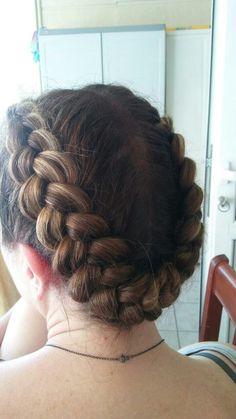 Always loving braids!!!