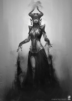 female game character concept art - Google Search