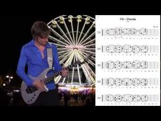 Guitar Chords: Funky Dominant Ninth Chords for Electric Guitar by Guitar Lovers - YouTube