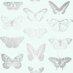 Behang Onszelf Smile - OZ 3262 vlinders