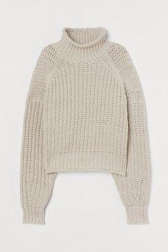Paloma Birch Pull Over Turtleneck Sweater