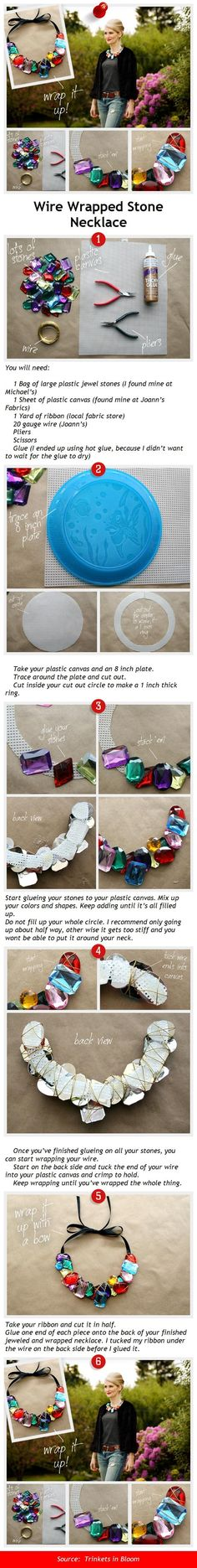 DIY Jewelry DIY Necklace