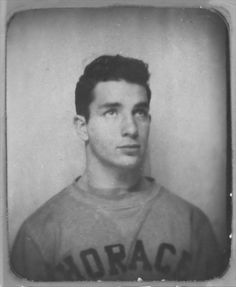 """Jack Kerouac, Horace Mann High School 