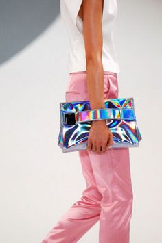 #Holographic #trend #Fabaccessory