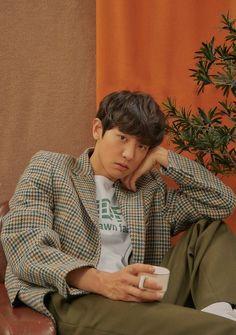 Image about cute in PCY💋 by marie✨ on We Heart It Exo Chanyeol, Exo Ot12, Kpop Exo, Chanbaek, Kyungsoo, Chen, Kris Wu, Kai, Rapper