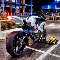 Motorcycles, bikers and more — Honda CBR Concept Motorcycles, Honda Motorcycles, Custom Motorcycles, Cars And Motorcycles, Ferrari 458, Lamborghini Aventador, Ferrari California, Honda Cbr 1000rr, Custom Sport Bikes