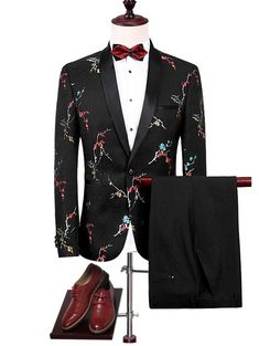 Hospitable 2019 New Golden Sequined Suit Wedding Sequins Men Blazers Stage Costumes For Male Singers Dj Black Stand Collar Suits Jacket Cool In Summer And Warm In Winter Men's Clothing