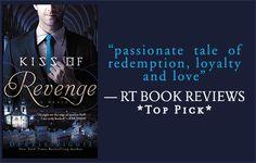 RT Book Reviews, on @Debbie Viguie's Kiss of Revenge.