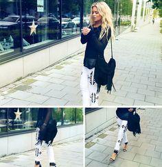 sick pants    Isabel Marant (by Fanny Lyckman) http://lookbook.nu/look/3898628-Isabel-Marant