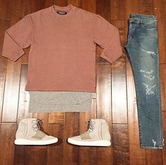 Outfit grid - The layered look