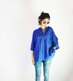 SALE 15%OFF Vintage INDIAN Kaftan hippie gypsy by SubCollection