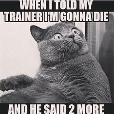 This is me to my personal trainer @johnrobbo69