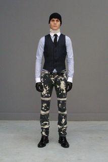 Balenciaga Fall 2007 Menswear - Collection - Gallery - Style.com