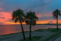 Galveston Sunset 11/14/2013