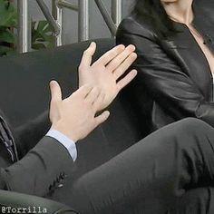 Definitely hand porn....