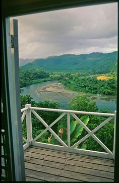"""Great view of the Rio Grande in Jamaica."""