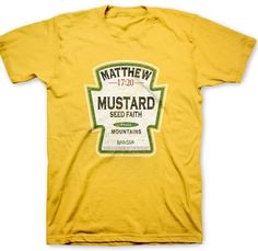 Mustard Seed Faith T-Shirt - Salem Publications