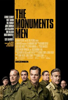 The Monuments Men Movie - http://movieduos.blogspot.co.uk/2014/01/watch-monuments-men-movie-2014-full.html