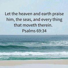 Psalms 69:34