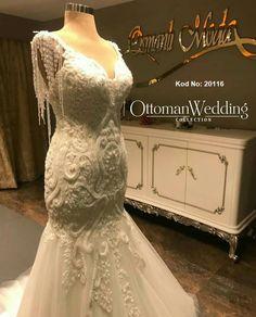 Gelinlik Modeller Mermaid Wedding, Ottoman, Wedding Dresses, Collection, Fashion, Bridal Dresses, Moda, Bridal Gowns, Wedding Gowns