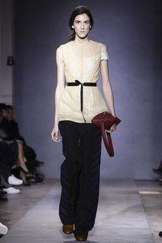 Maison Martin Margiela Ready To Wear Fall Winter 2014 Paris - NOWFASHION