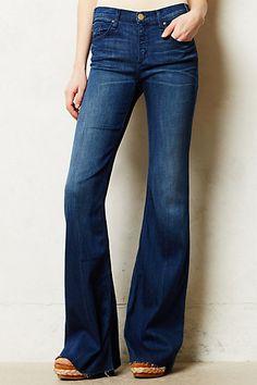 McGuire Majorelle Flare Jeans - anthropologie.com
