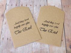 Wedding Toss Bags Birdseed Bags Wedding by JirehCraftyCreations