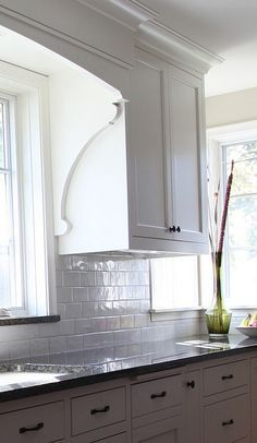 Rutt cabinetry cherry kitchen. The 7 drw cabinet below the window ...