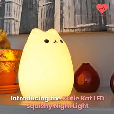 Unique Night Lights, Led Night Light, Boy And Girl Best Friends, Funny Vid, Sleep Tight, Room Lights, Battery Operated, String Lights, My Dream Home