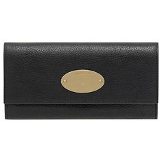 b3a93b7fc307 Buy Mulberry Continental Leather Wallet Online at johnlewis.com Mulberry  Purse