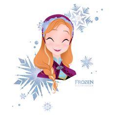 Princess Anna by HigSousa.deviantart.com on @deviantART