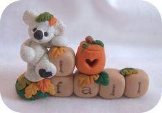 My Tiny Treasures: koala Tiny Treasures, Clay Ideas, Crafts For Kids, Teddy Bear, Cakes, Toys, Animals, Crafts For Children, Activity Toys