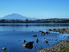 Volcán Calbuco, Puerto Varas by katiemetz, via Flickr Chile, Most Beautiful, Mountains, Nature, Travel, Lakes, Volcanoes, Cute, Scenery