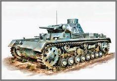 PzKpfw III Ausf B