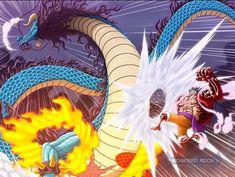 One Piece World, One Piece Ace, One Piece Luffy, Kaido Vs Luffy, One Piece Chapter, Manga Story, One Peace, Viz Media, Naruto Art