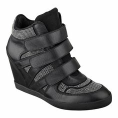 Nine West Rocksie Wedge Sneaker
