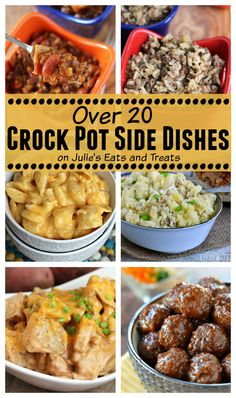 20 potluck side dishes great for Easy cold side dishes for christmas