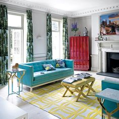 e4eeeb8add 15 fresh living room curtain design concepts