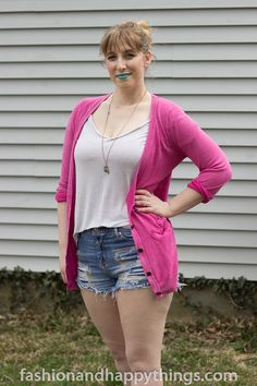Fashion and Happy Things!: OOTD: Casually Distressed