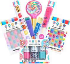Dylan's Candy Bar beauty products, for the sweet girl in your life.