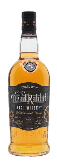 THE DEAD RABBIT IRISH WHISKEY, Ireland