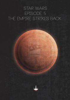 Star Wars Empire Strikes Back Final Piece by ASaucyMango