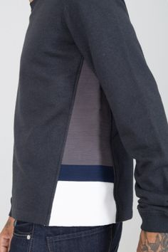 Sideline Sweat - Charcoal Marl | T Shirts and Sweats