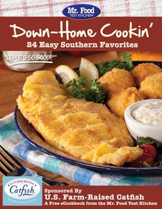 Put a classic, Southern dinner on the table with our latest free eCookbook, Down-Home Cookin': 24 Easy Southern Favorites!
