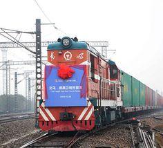 China debuted un ferree line a Iran et Oriente Medio