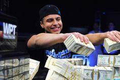 The young gun Bobby Oboodi wins the World Poker Tour X.