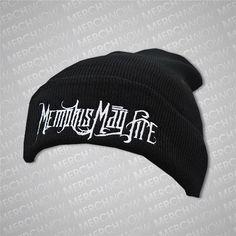Memphis May Fire Logo Black