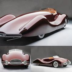 1948 Buick Streamliner Concept Car