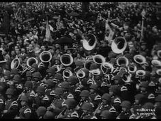 Pogrzeb Józefa Piłsudskiego 1935 - YouTube