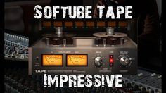 Softube Tape Review - A First Impression for Softube Tape Plugin
